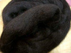 画像1: アルパカ ブラック(ベビー) (1)