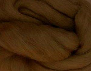 画像1: メリノ染色羊毛メランジ「ちょうじちゃ」 (1)