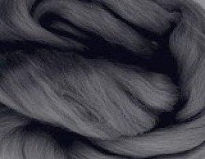 画像1: メリノ染色羊毛メランジ「こいねず 」  (1)