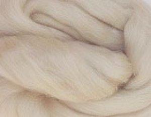 画像1: メリノ染色羊毛メランジ「さくらねず」 (1)