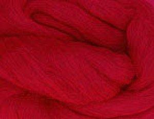画像1: NZ染色羊毛「ペッパーレッド」 (1)